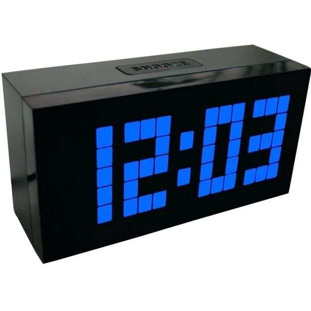 cool led clocks top selling clock usually ships in business days money back guarantee digital alarm clock led clock countdown clock timer and temperature display led wall clocks uk
