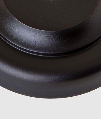 Brodware tapware finishes:  Nero