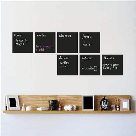 Slate Vinyl Calendar