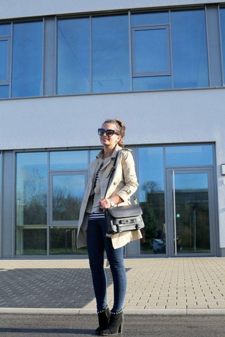 Vestir con Jeans y Tacones Altos o Botines 5