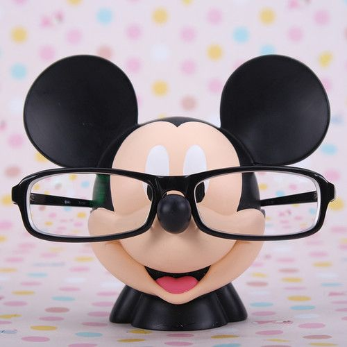 DISNEY MICKEY MOUSE EYE GLASSES SUNGLASSES STAND STATUE | eBay