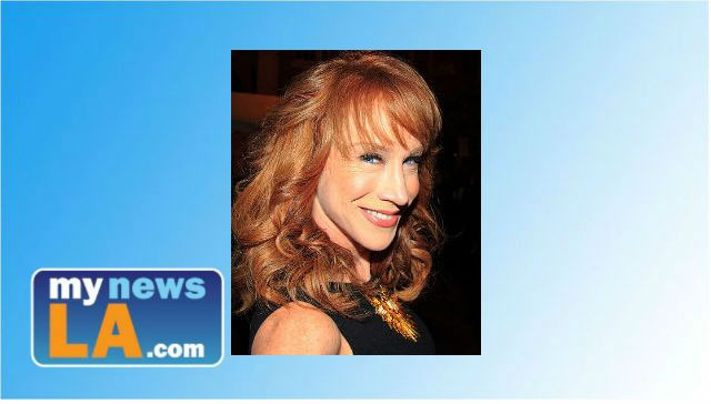 Kathy Griffin files request for restraining order against neighbor, head of KB Homes