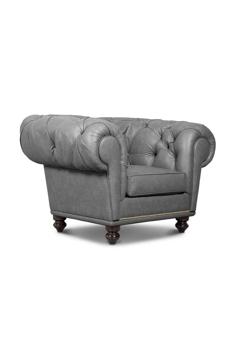 Chesterfield Sofa, is our tribute to England's most iconic sofa. The inspiration of this classic leathered sofa is rooted back in 1800  | www.bocadolobo.com #bocadolobo #luxuryfurniture #exclusivedesign #interiodesign #designideas #chesterfield #armchair #livingroom
