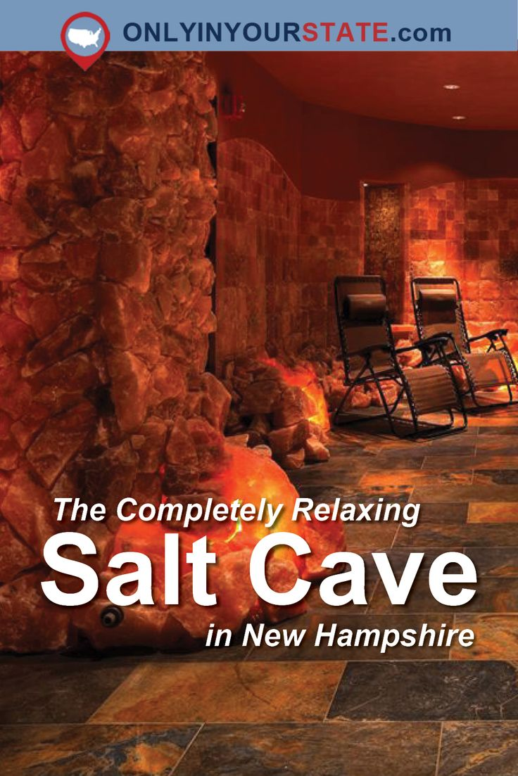 Travel | New Hampshire | Salt Caves | Spa | Relaxation | Rejuvenation | Bucket List | Unique Attractions