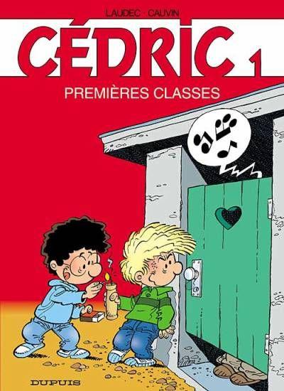 J'ai eu une phase où j'aimais beaucoup les BD Cédric. D'ailleurs, c'est une des seules séries de BD que j'ai aimé dans toute ma vie.