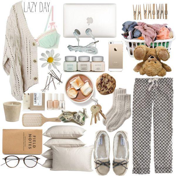 """Lazy day"" by janephoto on Polyvore"