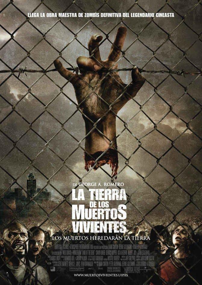 2005 - La tierra de los muertos vivientes - Land of the dead- La tierra de los muertos vivientes - Land of the dead