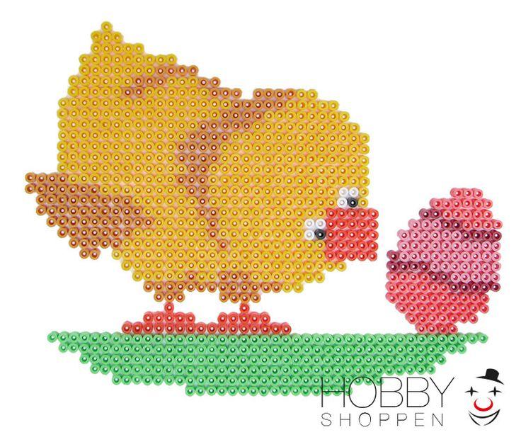 Easter hama perler beads - Hobbyshoppen