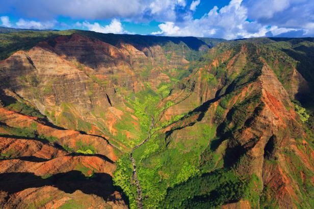 """You've heard of the Grand Canyon, but you may not be as familiar with these natural wonders nicknamed for the famous Arizona landmark. Discover seven breathtaking places that claim the """"Grand Canyon"""" title for their respective states or regions."""
