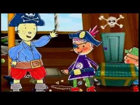 Pinky Dinky Doo - Tyler e a Tripulação Pirata