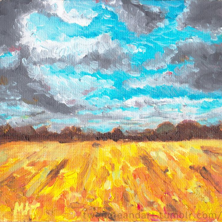 Field at the height of summer in Teesdale near the Raby estate by M.J.Tweddle