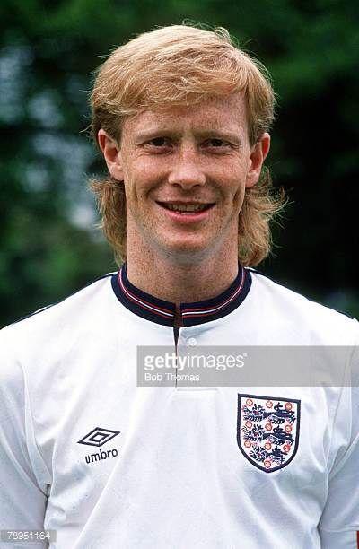 circa 1988 Mark Wright England who won 45 England caps between 19841996