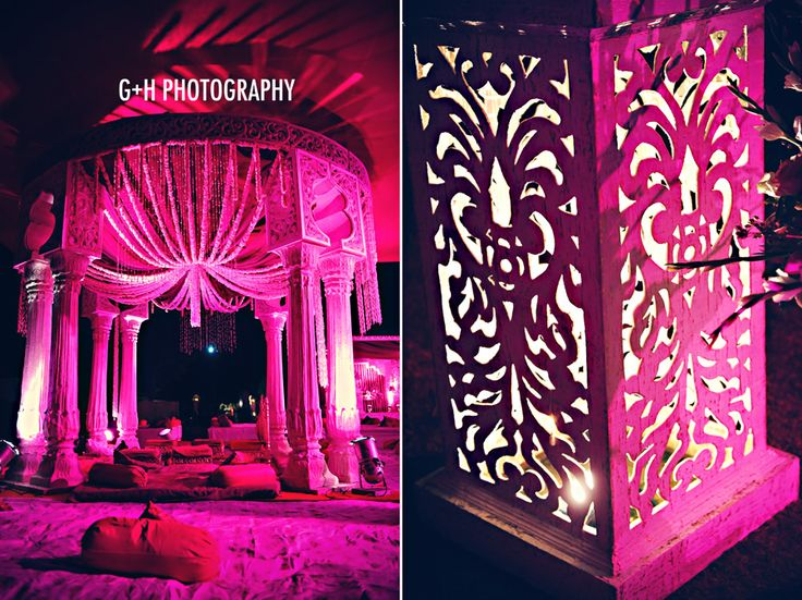 Indian Weddings, Decor
