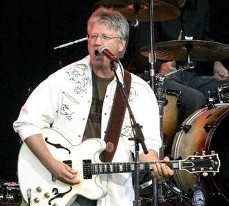 Richie Furay, founding member of Buffalo Springfield, Poco and The Souther, Hillman, Furay Band