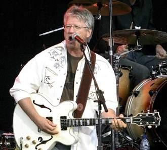 Richie Furay, founding member of Buffalo Springfield, Poco and The Souther, Hillman, Furay Band