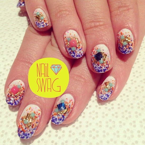 231 best bonnie mckee images on Pinterest | Nail swag, Nailart and ...