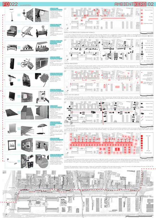 Europan 10 - Warsaw: Competition Winning Entry by Michael R Cooke, via Behance