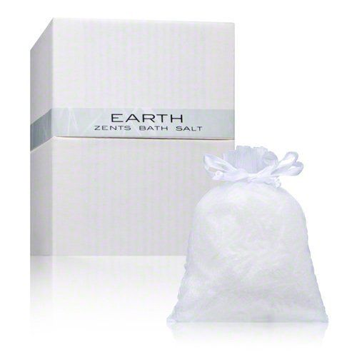 Zents Bath Salts - Earth by Zents. $20.00. Softening formula for smooth, supple skin. Epsom and sea salts for a gentle bath. Designed for morning or evening use. Relaxing aromatic properties calm senses. Suitable for all skin types. Zents brings you a fine combination of richly fragrant Epsom and sea salts designed for a luxuriously relaxing bath. Let these aromatherapeutic salts work their calming, detoxifying magic while nurturing skin with softness and soot...