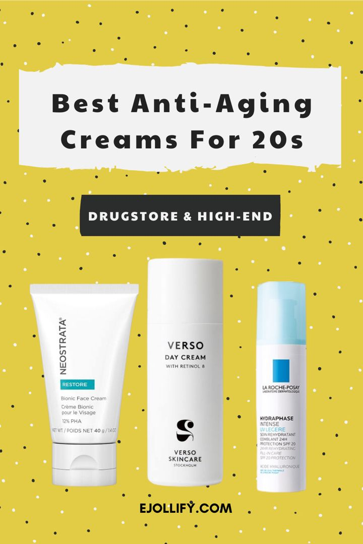 Anti Aging For 20s 10 Best Anti Aging Cream For Oily Dry Sensitive Skin 2020 In 2020 Anti Aging Cream Best Anti Aging Creams Best Anti Aging