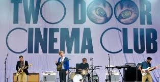 Two Door Cinema Club PinkPop 2011