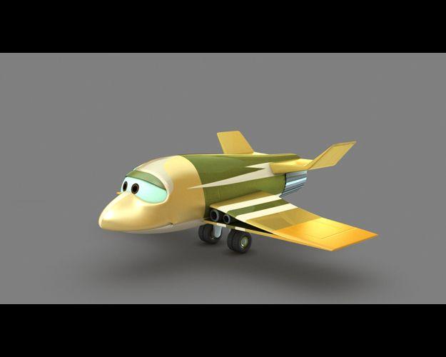 Space Racers (Characters) | Keytoon Animation Studio