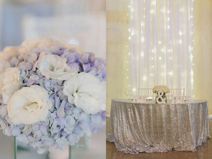 Candz & Nas'r, soft and romantic wedding tables