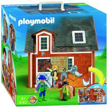 31 best images about playmobil on pinterest vacations for La granja de playmobil precio