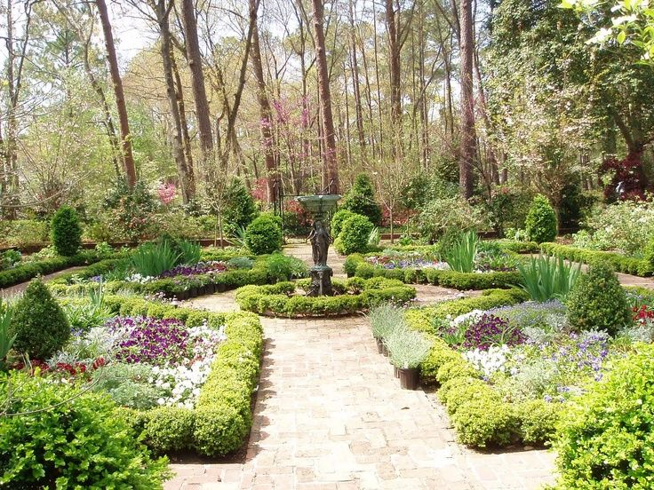 41 best parterre gardens images on pinterest landscaping for Parterre vegetable garden design