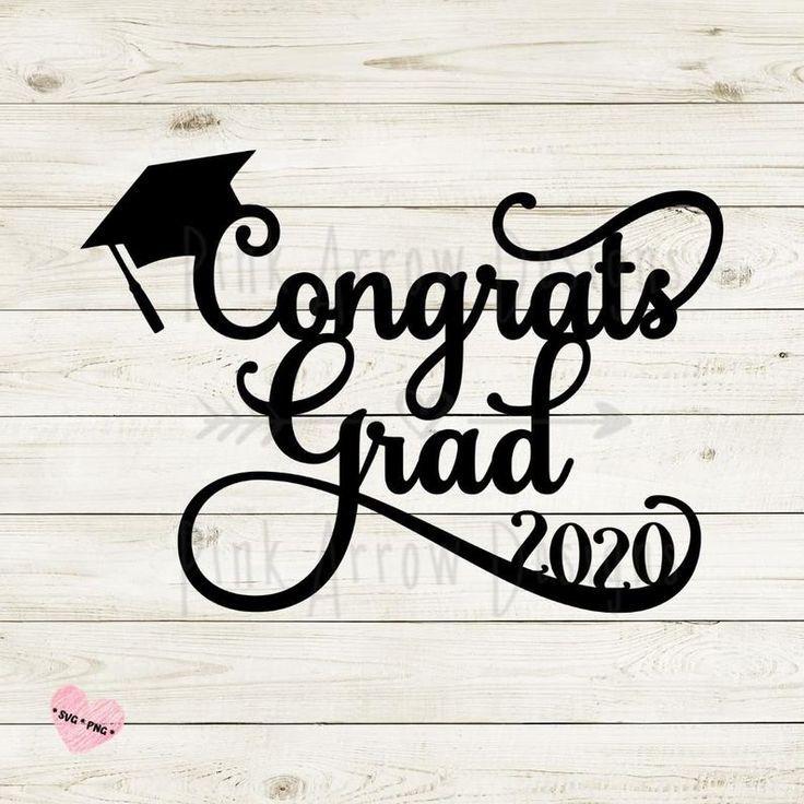 Graduation 2020 svg Congrats Grad 2020 svg Graduation