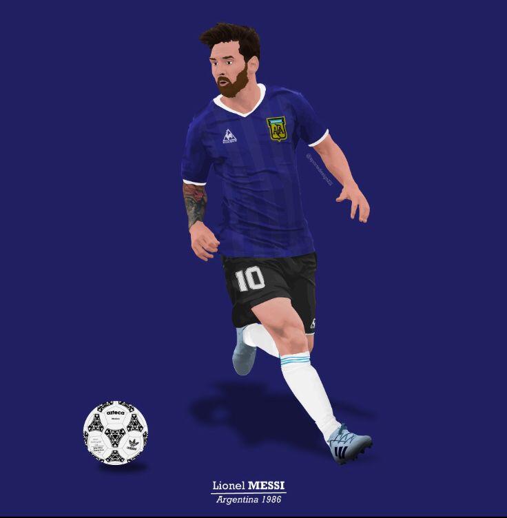Pin De Alexis Em Football Illustration Melhores Jogadores De