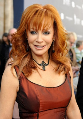 Reba...What an icon for all young female singers now. She's the best and always will be.