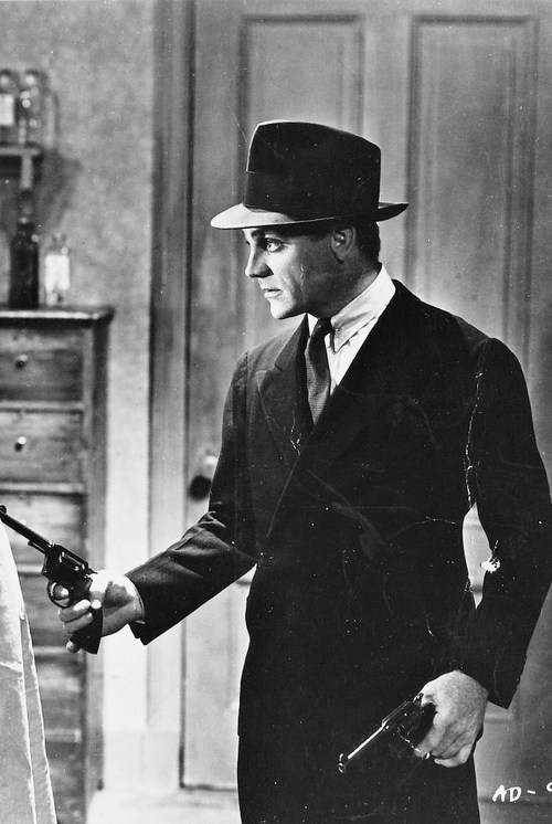 James Cagney in Angels with Dirty Faces [1938],