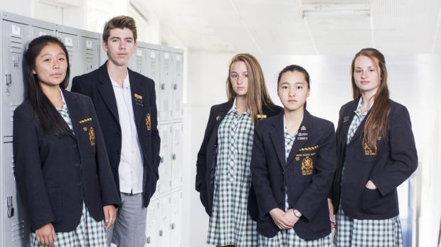 Balwyn High School in Melbourne sparks property boom as parents fight to get in