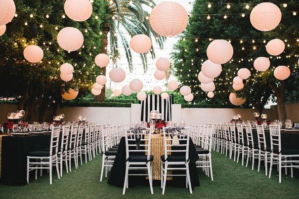 Avalon Palm Springs Wedding, Avalon Hotel Wedding #outdoorweddings #weddingwednesday