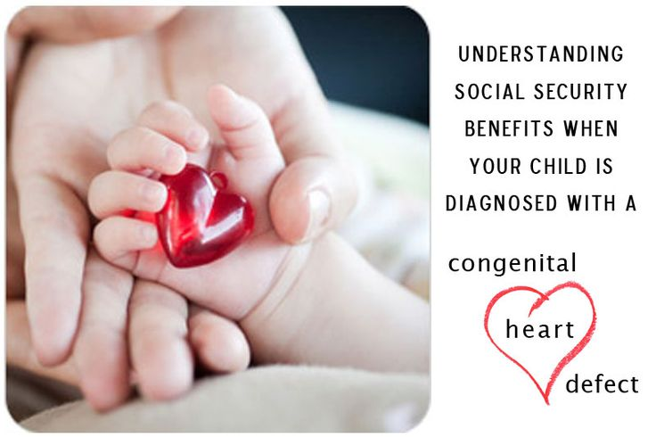 Understanding Social Security Benefits When Your Child Is Diagnosed With A Congenital Heart Defect | CHD, congenital heart defects, disability, heart baby, heart mama, misc, social security