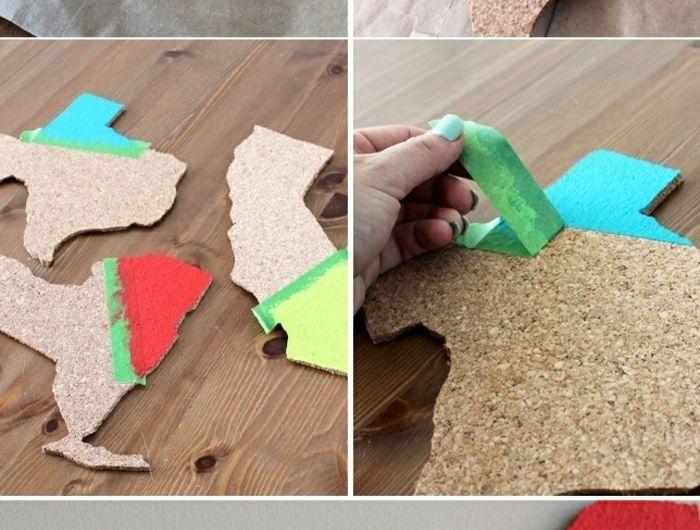 Die besten 25+ Wanddeko selber machen Ideen auf Pinterest - wanddekoration selber machen
