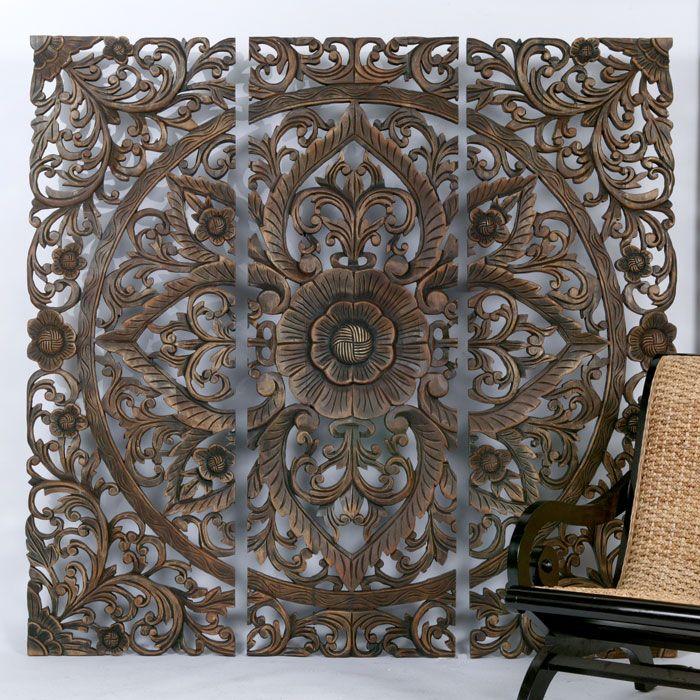 Best 25 Carved Wood Wall Art Ideas On Pinterest