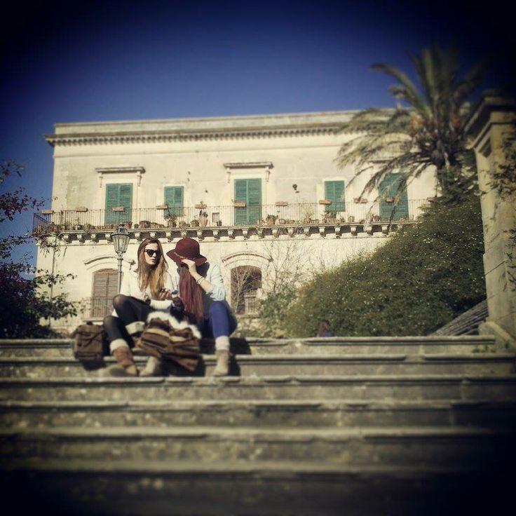 St.George's gardens, Modica. #modica #sicily #italy #unesco
