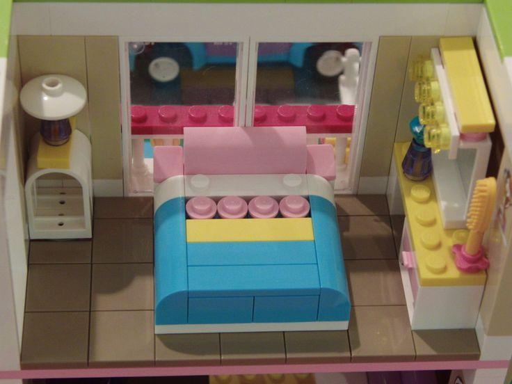 Friends Bricks | LEGO Friends Room Decor