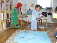 Educar com Carinho: Brincar de faz de conta