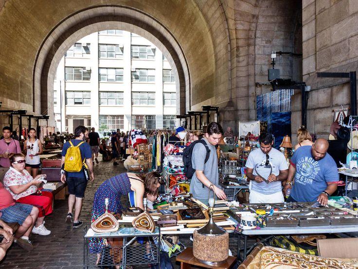 The best flea markets in NYC in 2020 Flea market nyc