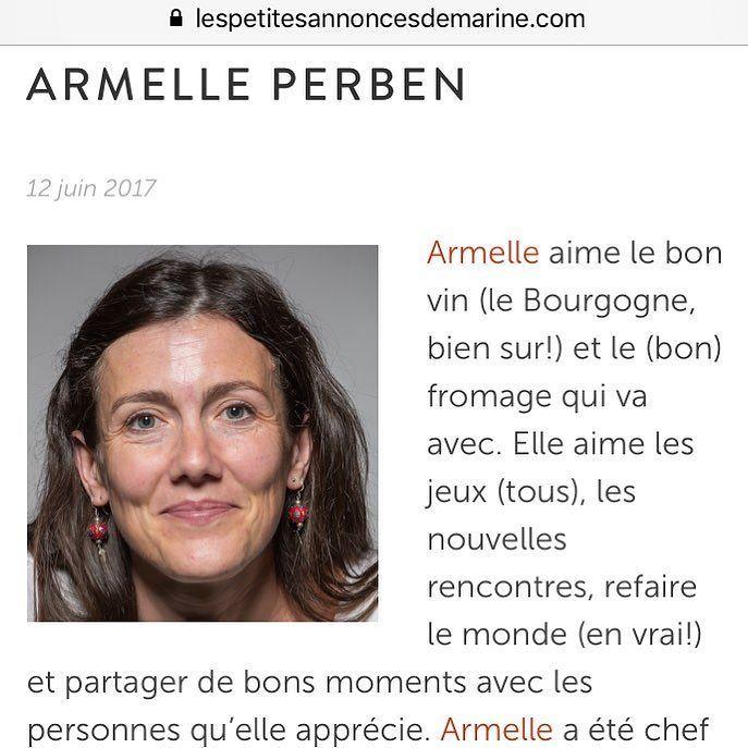 Armelle Perben et Absolutely French sont mis à l'honneur dans Les Petites Annonces de Marine. Nous vous laissons découvrir l'article sur son site retrouvez le lien dans notre biographie  #absolutely #absolutelyfrench #expatparis #expatlife #learnfrench #learnwithfun #learndifferently #paris