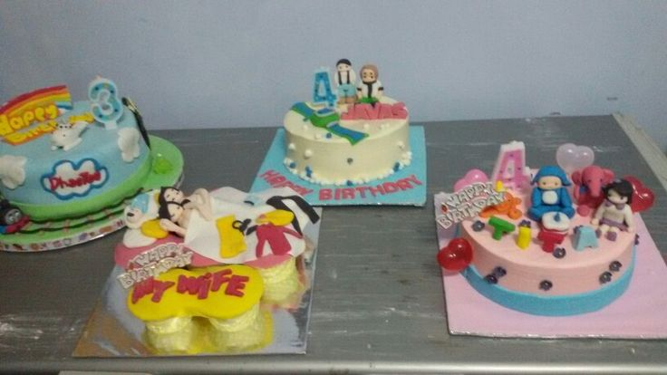 Orderan for today