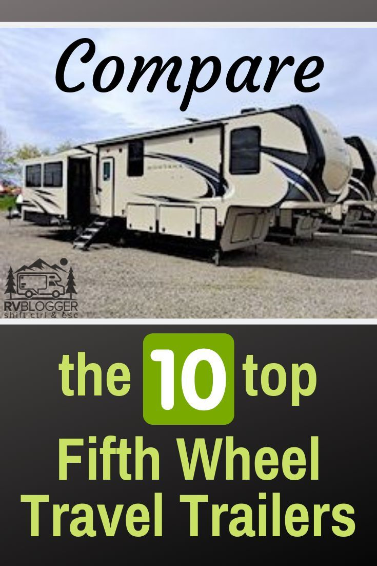 10 Best-Built Fifth Wheels You Need to Know About   Rv ...