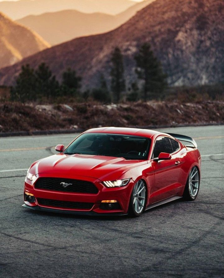 Bad-ass Ford Mustang | carros | Pinterest