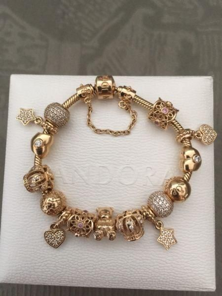 Pandora bracelet. In the future you can get me a new charm for every occasion (birthday, xmas, valentines, etc)