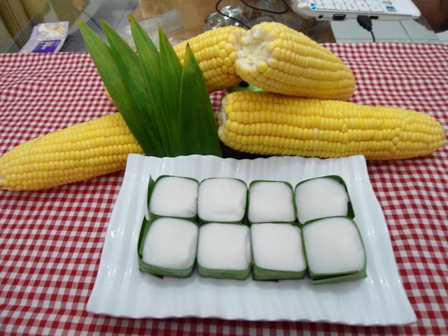Resep Kue Talam Jagung Manis Resep Kue Resep Resep Makanan