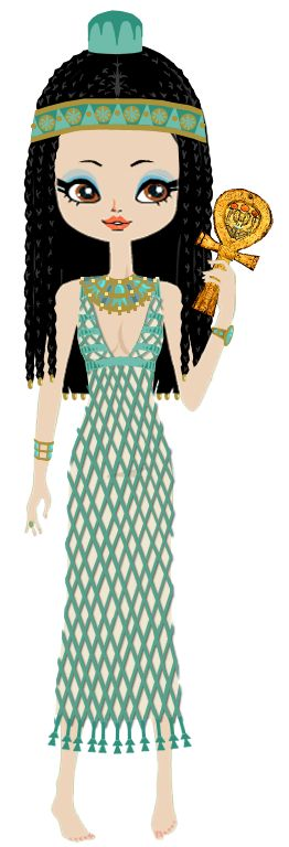 Egyptian Girl by marasop on DeviantArt