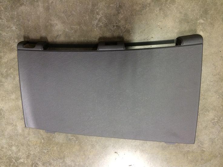 Electrical Dash Cover, Century/Coumbia. Rh 2004 Older