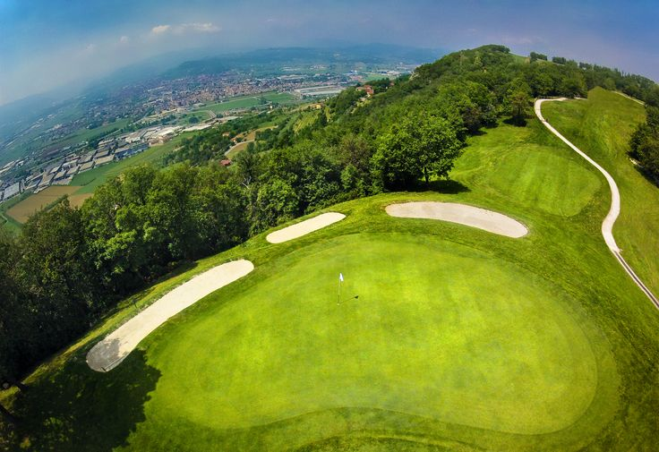 Golf Club Colli Berici | #ItalyGolfDestination #GardaLake #Golf #Italy #Garda #Vicenza